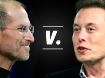 jobs and Musk