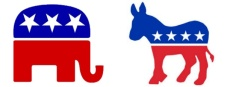 democrat-donkey-republican-elephant